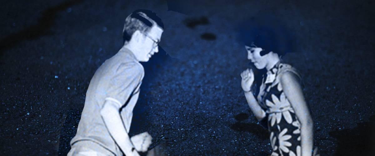 ambiente de leitura carlos romero cronica conto poesia narrativa pauta cultural literatura paraibana assustado anos 50 baile ray conniff timidez romance danca balada antonio morais de carvalho