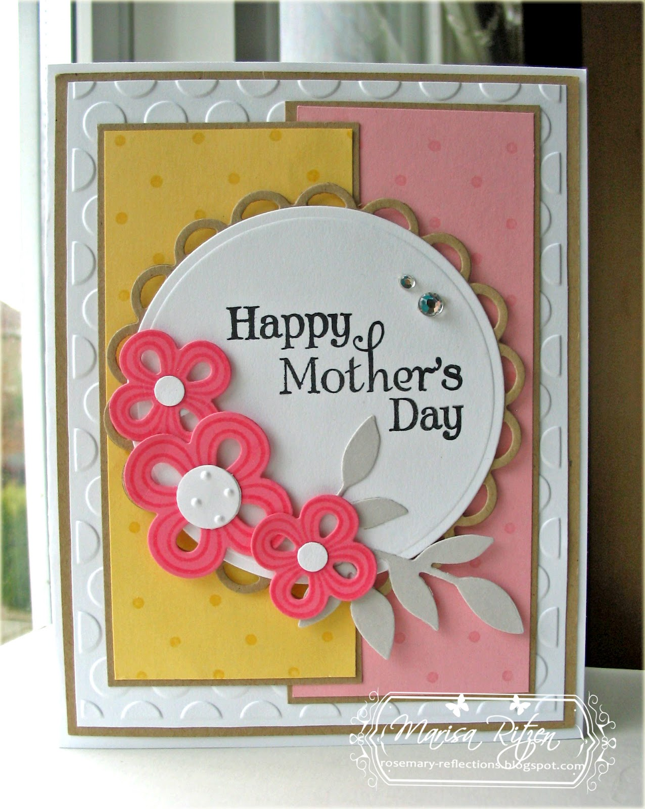 Rosemary Reflections: SFYTT Mother's Day Version