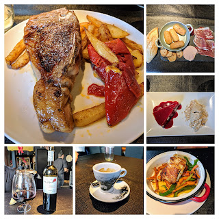 Where to eat in Bilbao: Christmas lunch at Premierk