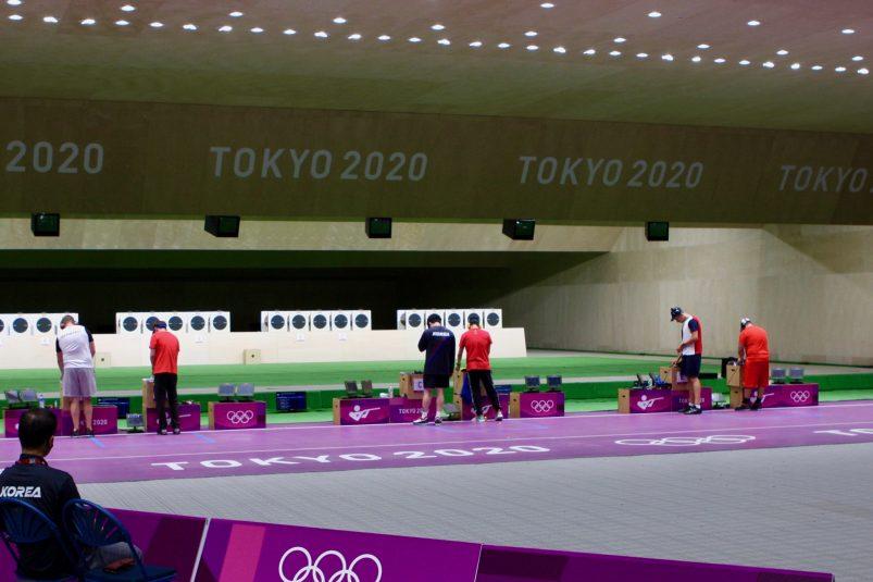 Local de disputas do tiro esportivo nas Olimpíadas e Paralimpíadas de Tóquio
