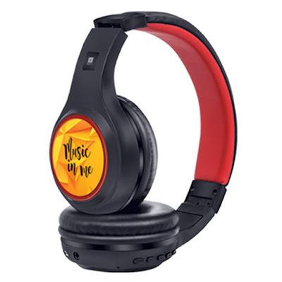 iBall Musi Sway BT01 Wireless Headset