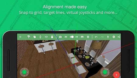 Aplikasi desain rumah minimalis di hp android