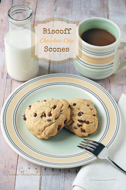 #biscoff, #chocolatechip, #scones, #breakfast, #dessert, #snack, #bake