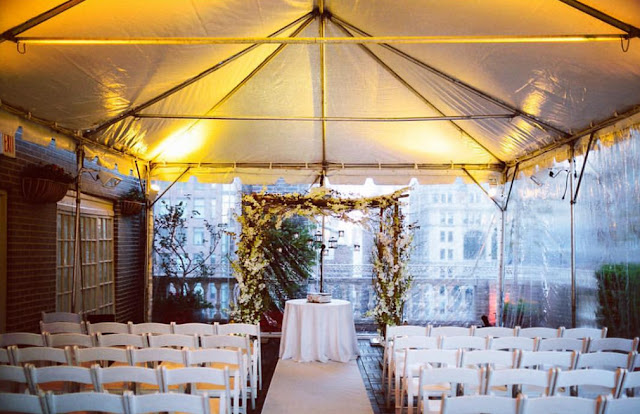 Top Nyc Wedding Venues midtown loft and terrace