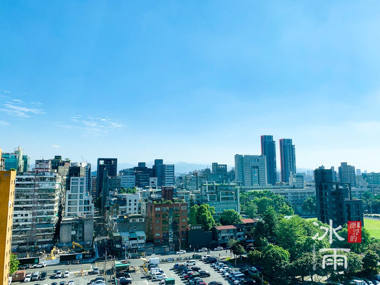 福華大飯店|窗外風景