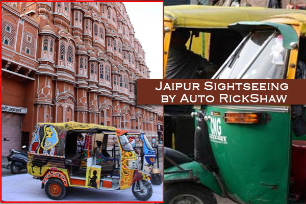 Jaipur Darshan in Tuk Tuk