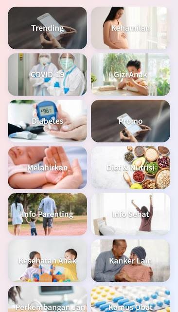 Topik kesehatan