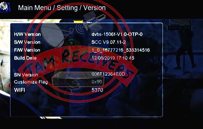 MULTIMEDIA 1506T/F SCC SONY NETWORK OK SOFTWARE 2019 BY JAMRECEIVERS
