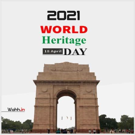 2021 World Heritage Day Wishes In Hindi