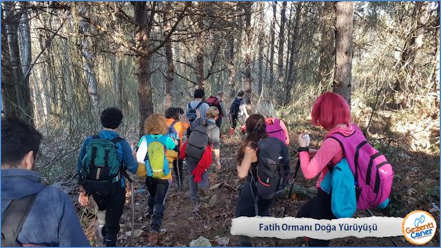 Fatih-Ormani-Doga-Yuruyusu