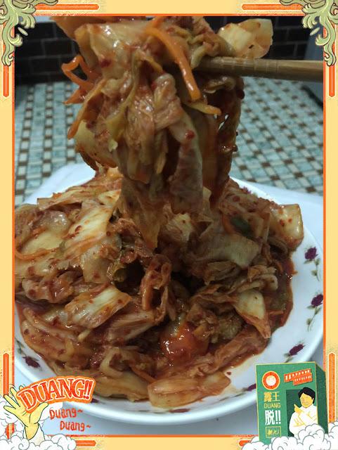 健胃整腸韓式泡菜