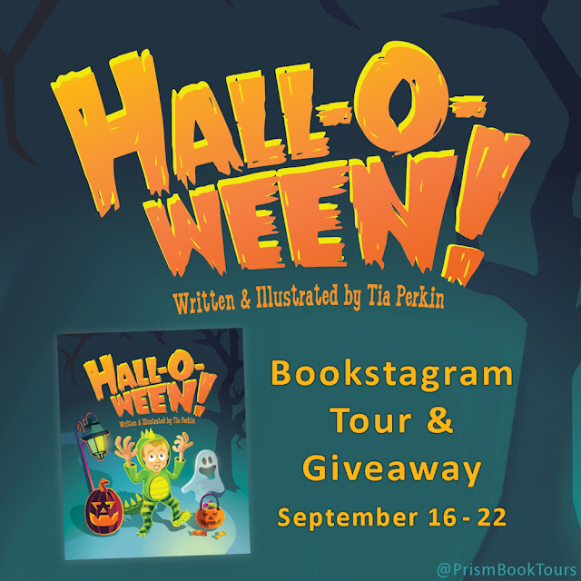 Check out the Bookstagram Tour for HALL-O-WEEN! by Tia Perkin!