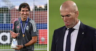 Raul top list of possible coaches to replace Zinedine Zidane at Real Madrid