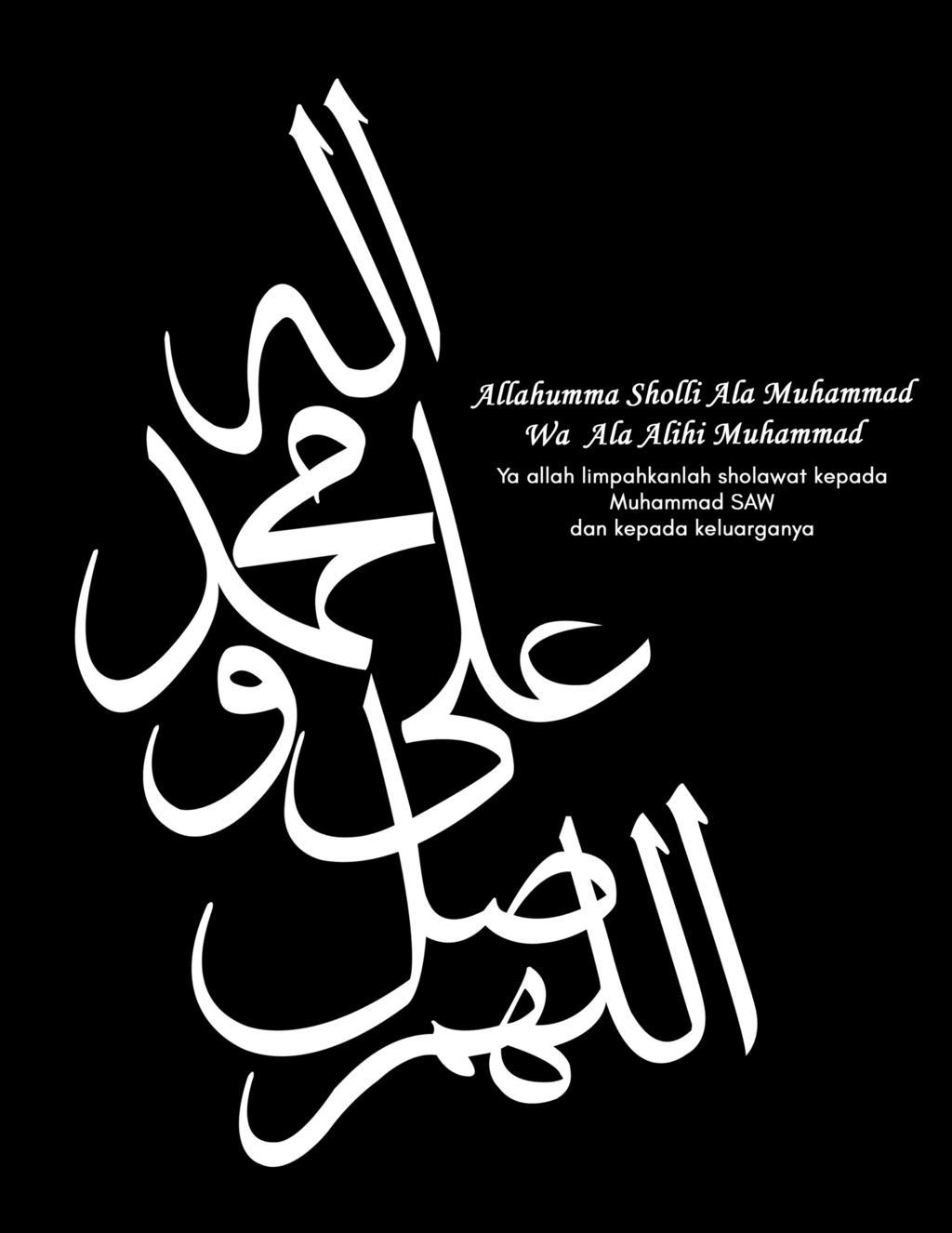 Tulisan Arab Allahumma Sholli Ala Sayyidina Muhammad : tulisan, allahumma, sholli, sayyidina, muhammad, Lirik, Syiir, Sholawat, Thobibi, Qolbi, Latin, Terjemahannya