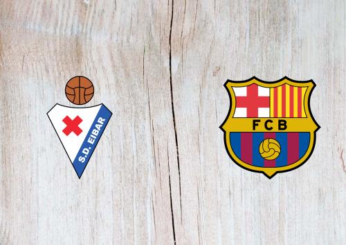 Eibar vs Barcelona -Highlights 19 October 2019
