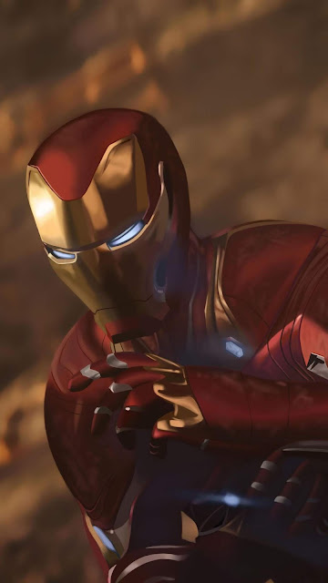 Iron Man Wallpaper for android and iphone