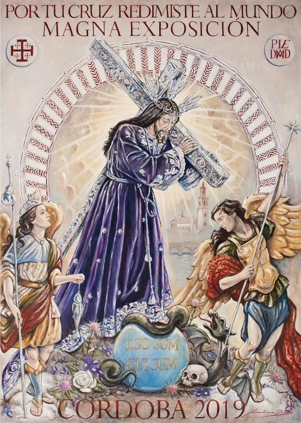 Cartel para la Magna Exposición de Cordoba del Nazareno de Palma del Río