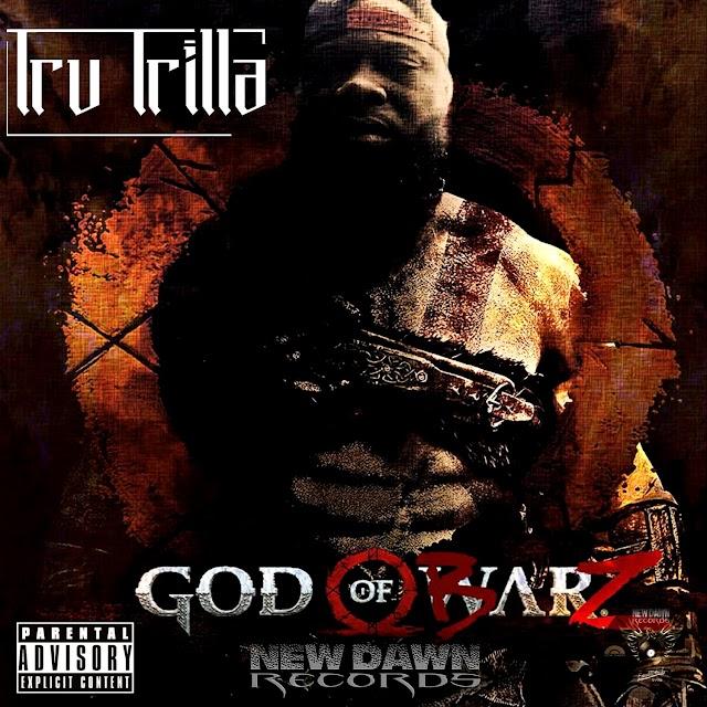 "New Jersey rapper Tru Trilla releases explsove new album ""God of Barz"""