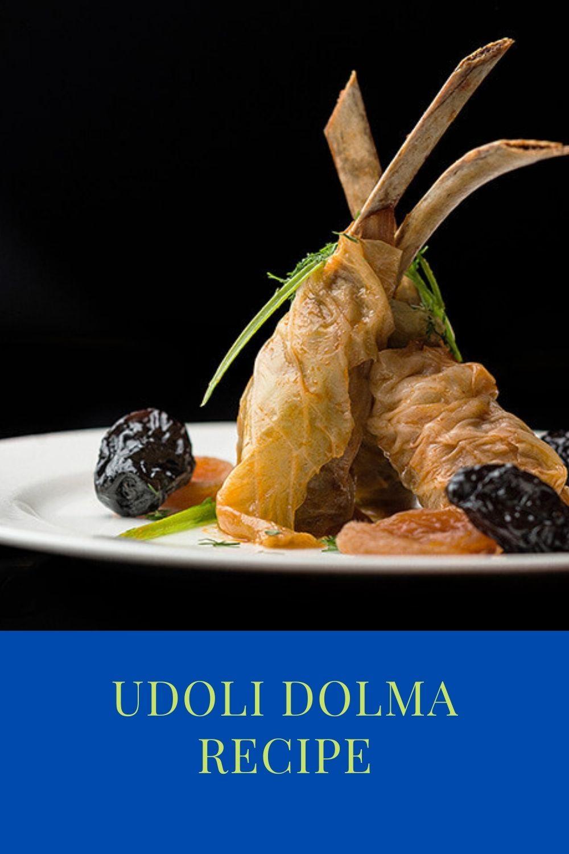 Udoli Dolma Recipe