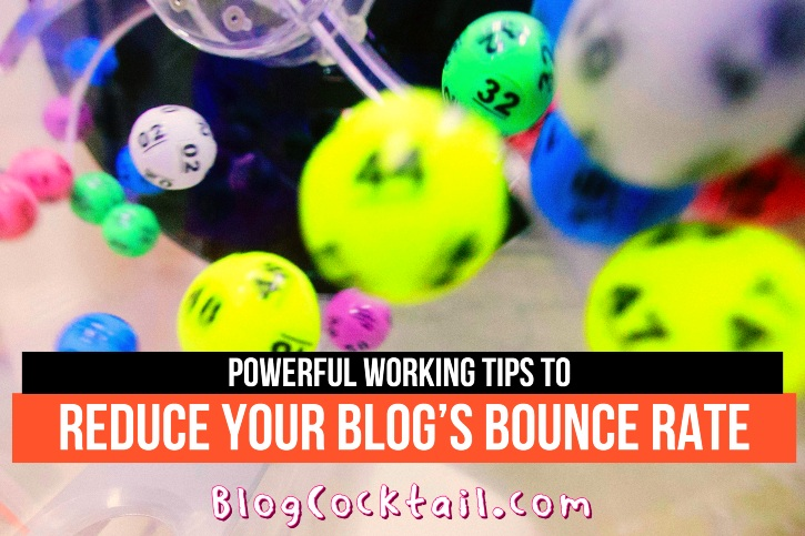 Bounce rate | 8 Powerful Working Tips to Reduce Your Blog's Bounce rate