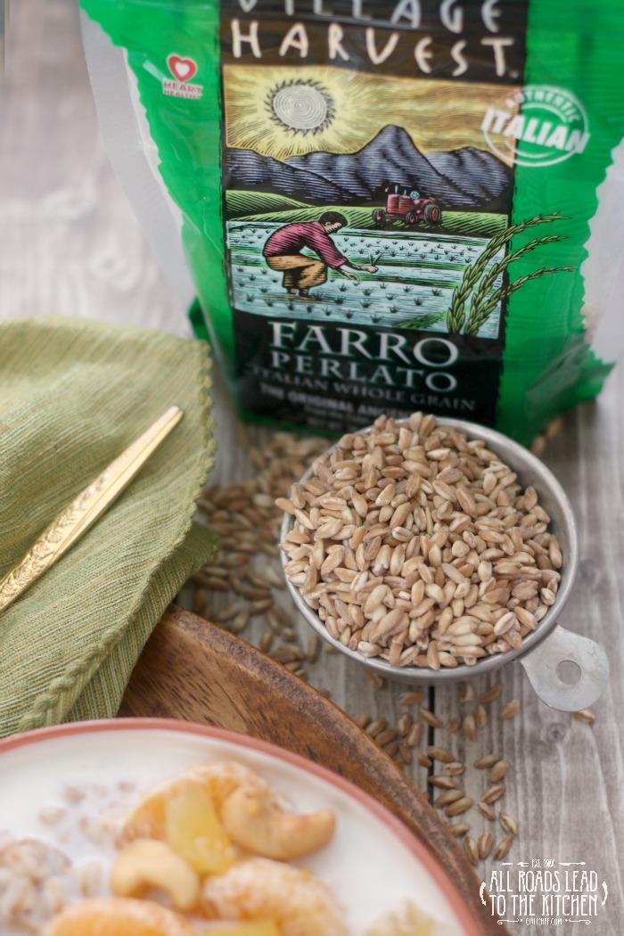 Village Harvest Farro