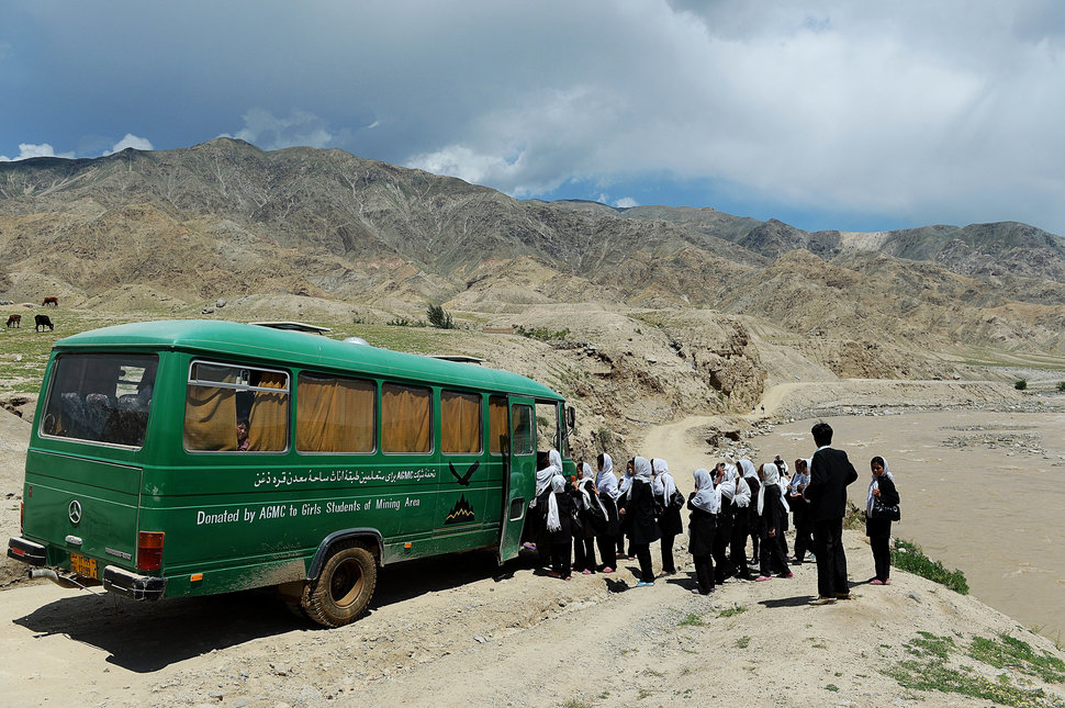 30 Beautiful Pictures Of Girls Going To School Around The World - Afghanistan