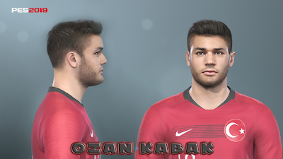 PES 2019 Faces Ozan Kabak by Prince Hamiz