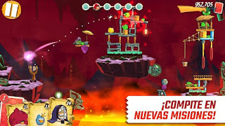 Descargar Angry Birds 2 MOD APK 2.36.1 Gratis para Android 2020 3