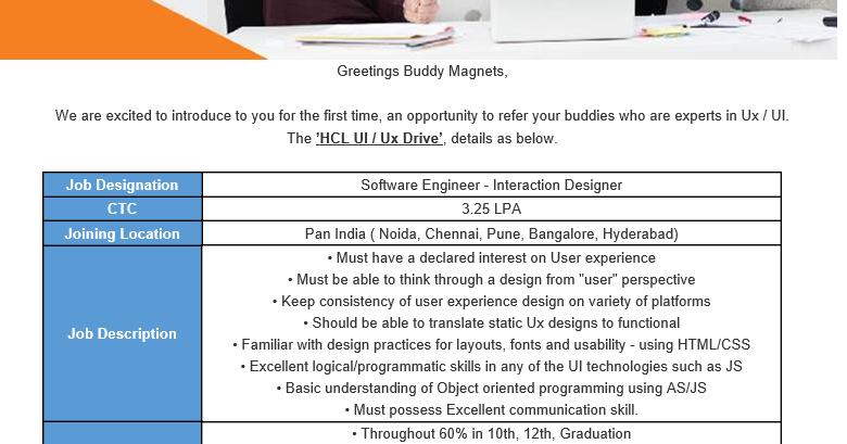 Ui Designer Fresher Jobs In Pune