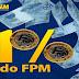 Municípios recebem repasse extra de 1% do FPM