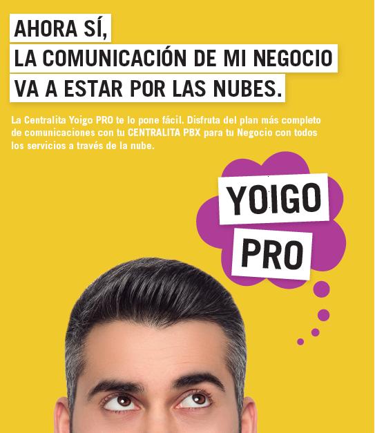Yoigo Pro