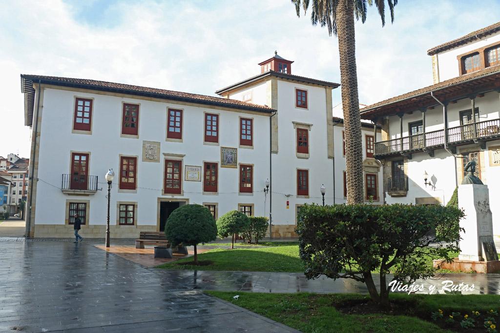Palacio de los Peón de Villaviciosa