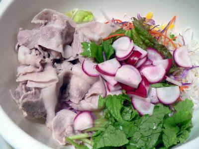 豚バラとカット野菜