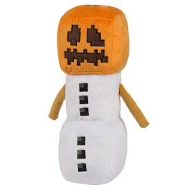 Minecraft Spin Master Snow Golem Plush