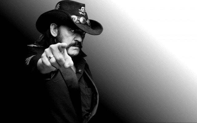 Σήμερα ο Lemmy θα γινόταν 71 ετών...