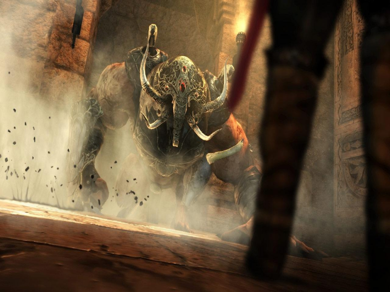 Prince of Persia The Forgotten Sands PC Game Free Download
