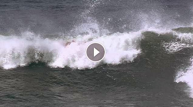 Pumping Surf for Vans Triple Crown Kickoff