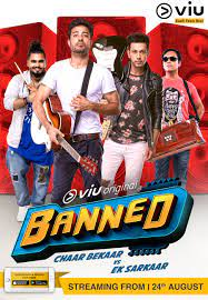 Banned S01 Complete Download 720p WEBRip