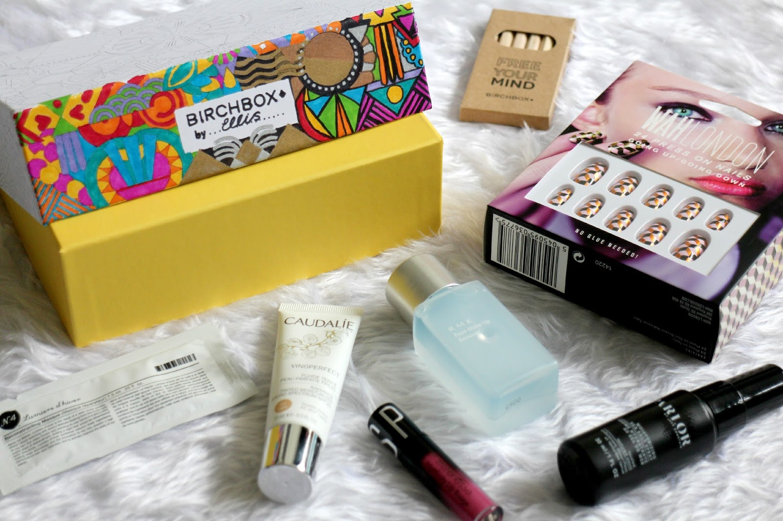 Birchbox May 2015 UK