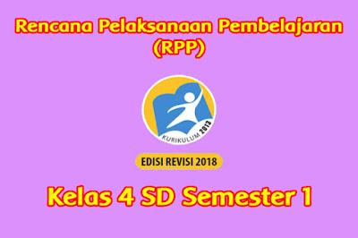 download rpp kelas 4 semester 1 pdf tahun 2019 2020