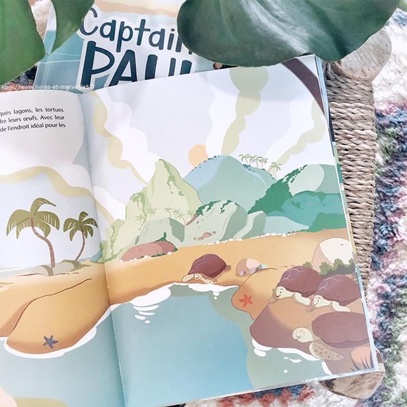 Captain Paul : un nouvelle série d'albums pour sensibiliser les enfants à la protection des animaux