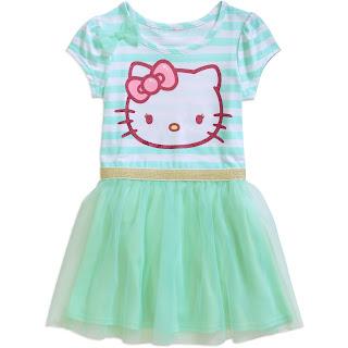 Gambar Baju Hello Kitty Untuk Anak 7