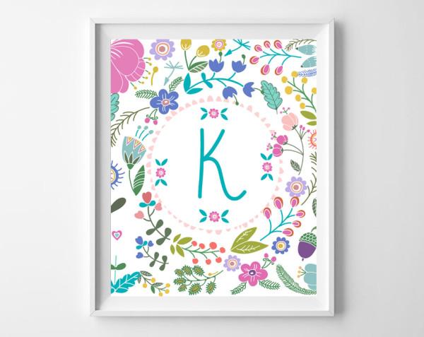 13 Awesome Free Nursery Art Prints - Oh You Crafty Gal