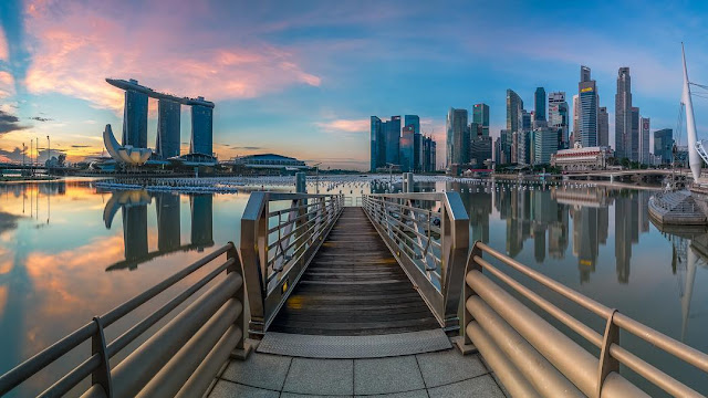 Marina Bay Sands, Singapore,What to Eat at MBS/Marina Bay Sands, Singapore