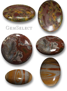 Jasper Gemstones from GemSelect