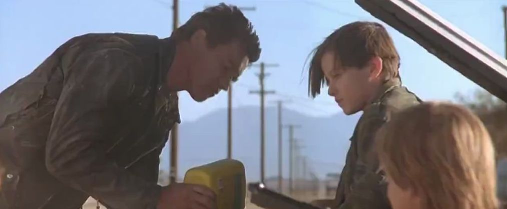 Terminator 2 Judgment Day (1991) Movie