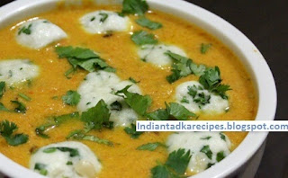 paneer kofta curry,recipe