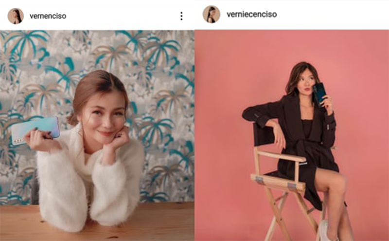 Bern and Verniece flaunt Vivo S1 colors ahead of PH launch