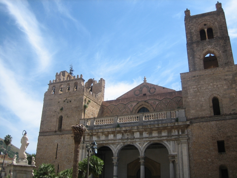 Catedral Normanda y Monasterio de Monreale