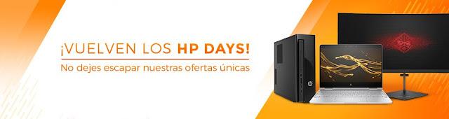 Top 10 ofertas ¡Vuelven los HP Days! de PCComponentes